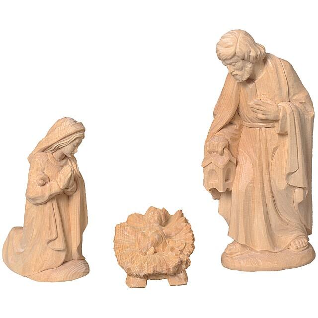 Krippenfiguren Handgeschnitzt heilige familie tannen krippe - heilige familie aus holz geschnitzt