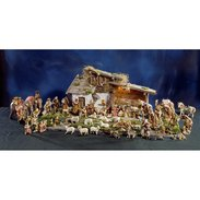 Royal Nativity Nativity figures