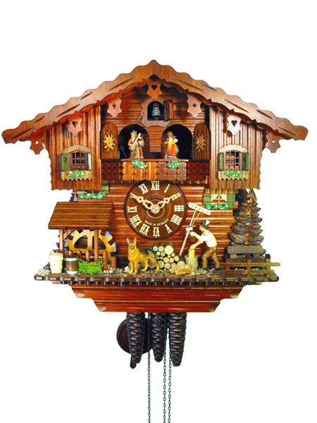 orologio cucù k024 Orologi a cucu - presepi - sculture in legno ...