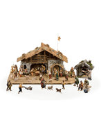 Rustic Nativity  -  Lepi