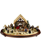 Folk Nativity  -  Lepi