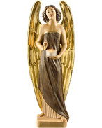 Angel with candle (liberty stile)