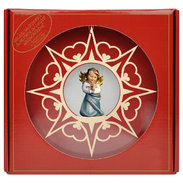 Heart Angel praying  -  Heart Star + Gift box