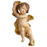 Cherub without ribbon