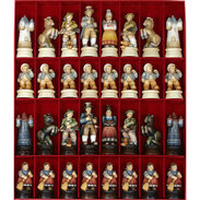 Rustic Chess Set