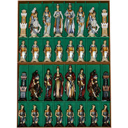 French Chess Set