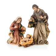 Holy family (4 - pieces)