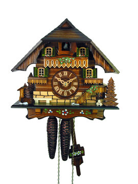 Clock K031 Woodcarving Nativity And Chess Set In Wood