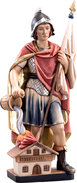 St. Florian guardian saint of the home