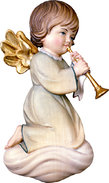 Pitti  -  angel with trombone