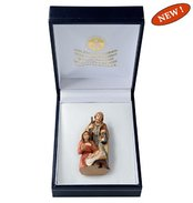 Gift case wit Block - nativity Insam