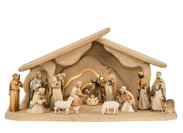 Light Nativity Set 18 pieces