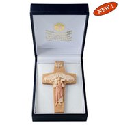 Gift case with Cross Good Hersaman