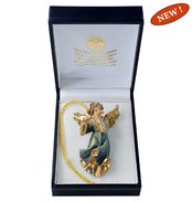 Gift case with Angel Salzburg flute