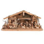 Set Presepe d'Occidente 25 pezzi