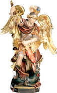 St. Michael archangel with balance