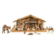 Royal Nativity Set 22 pieces