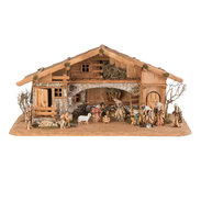 Royal Nativity Set 14 figures