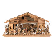 Royal Nativity Set 25 pieces