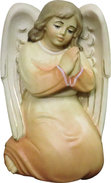 Good luck angel praying