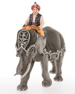 Driver for elephant 24001 - A