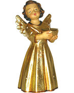 LEPI Angel with gold dress
