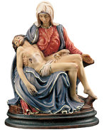 Pieta' by Michelangelo