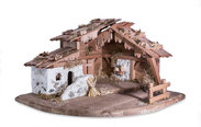 Corner stable 18x17,32x11 inch