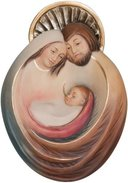 Lucky Charm Holy Family