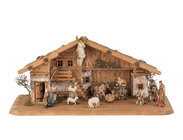 Tirolese Farm Crib Set 14 pieces