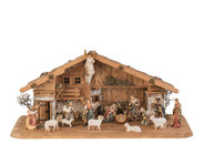 Tirolese Farm Crib Set 18 pieces