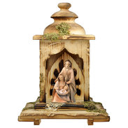 Nativity The Hope  -  3 Pieces + Lantern stable