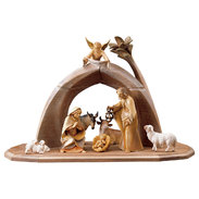 SA Saviour Nativity Set  -  11 Pieces