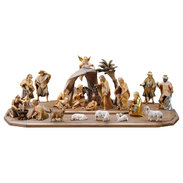 SA Saviour Nativity Set  -  25 Pieces