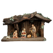 SA Saviour Nativity Set  -  8 Pieces