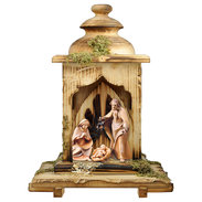 SA Saviour Nativity Set  -  5 Pieces