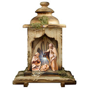 SA Saviour Nativity Set  -  5 Pieces  -  With light