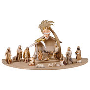 CO Comet Nativity Set  -  22 Pieces