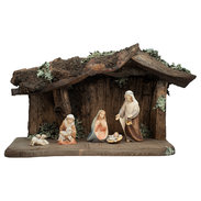 CO Comet Nativity Set  -  8 Pieces