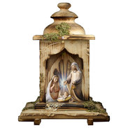 CO Comet Nativity Set  -  5 Pieces  -  With light