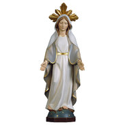 Our Lady of Grace Modern with Aura
