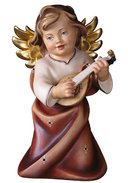 Heart Angel with lute