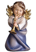 Heart Angel with trumpet