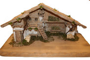 Nativity house -